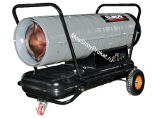 Дизельная тепловая пушка прямого горения Elmos DH 110 (117 кВт) в аренду и напрокат - фото