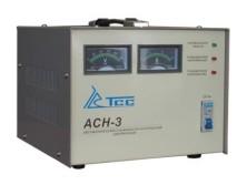 Стабилизатор напряжения ТСС АСН-3 (3 кВт) в аренду и напрокат - фото