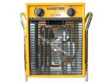 Электрическая тепловая пушка Master B 9 EPB (9-4.5 кВт, 380 В) в аренду и напрокат