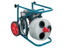 Машина прочистки канализации Electric Eel E в аренду и напрокат