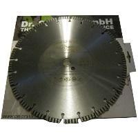 Диск алмазный по железобетону Dr.Schulze Laser Turbo U (Германия) 350