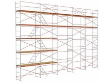 Леса строительные рамные ЛРСП-40 в аренду и напрокат