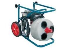 Прочистка канализации, аренда машины для прочистки канализационных труб, прокат машины барабанного типа