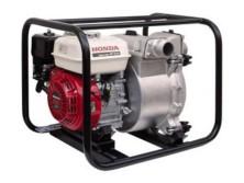 Мотопомпа шламовая Elmos EWP-56 для грязной воды в аренду и напрокат
