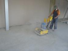 Оборудование для шлифовки бетона - фото