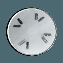 Затирочные диски по бетону - фото