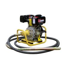 Аренда бензинового вибратора для бетона - фото