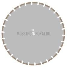 Алмазный диск Железобетон Профи Ø500×25,4 L Ниборит