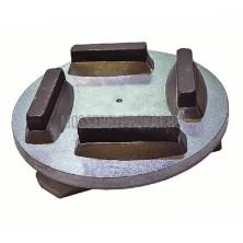 Алмазная фреза для СО Спринт 1600/1250 Т4М Ниборит