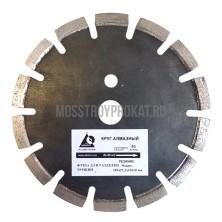 Алмазный диск для разделки трещин Ø230×10×22,2 Ниборит - фото