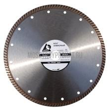 Алмазный диск Турбо Гранит Ø230×22, Ниборит