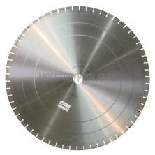 Алмазный диск ПНЖБ Универсал Ø800×60 56×(6,6×40×12) Ниборит