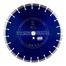 Круг алмазный DIAM Ф400x25.4мм Tiger Extra Line 3.4x12 мм