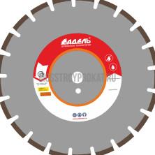 Алмазный диск AF 710 / 350 мм / 24 сегм. Адель - фото