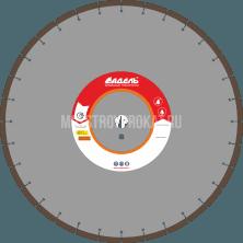 Алмазный диск AF 710 / 450 мм / 32 сегм. Адель - фото