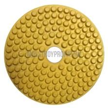 Алмазный полировальный круг R Ø160 1000R Ниборит