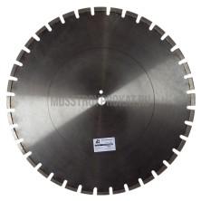 Алмазный диск Железобетон Плита Ø600×25,4 Ниборит - фото
