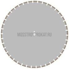 Алмазный диск Железобетон Свежий Ø700×25,4 Ниборит - фото