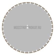 Алмазный диск Железобетон Свежий Ø650×25,4 Ниборит - фото