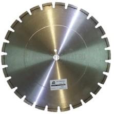 Алмазный диск Железобетон Плита Ø450×25,4 L Ниборит