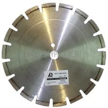 Алмазный диск Железобетон Плита Ø300×25,4 L Ниборит
