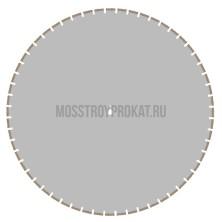 Алмазный диск Железобетон Плита Ø1000×25,4 Ниборит - фото