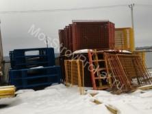 Ограждения металлические ИСО-2 (1.6 х 2 м.) - фото 7