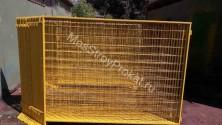 Ограждения металлические ИСО-2 (1.6 х 2 м.) - фото 6