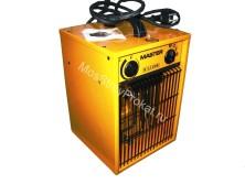 Электрический тепловентилятор (тепловая пушка) Master B 3.3 EPB (1.65-3.3 КвТ) - фото 12