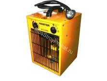 Электрический тепловентилятор (тепловая пушка) Master B 3.3 EPB (1.65-3.3 КвТ) - фото 11