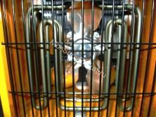 Электрический тепловентилятор (тепловая пушка) Master B 3.3 EPB (1.65-3.3 КвТ) - фото 9