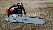 Бензопила STIHL MS310 с шиной 45см - фото 13
