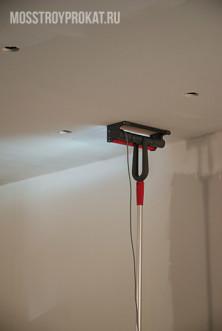 Малярная лампа  RASANTE Ergoliss (Semin) для освещения стен и потолков. - фото 9