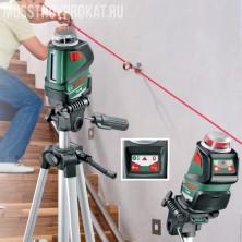 Лазерный нивелир со штативом Bosch PLL 360 set - фото 4