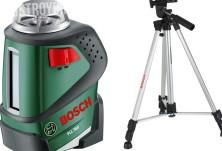 Лазерный нивелир со штативом Bosch PLL 360 set - фото 3