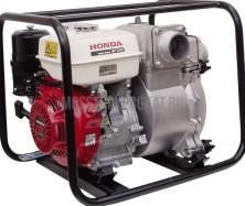 Бензиновая мотопомпа Honda WT30XK4DE - фото 8