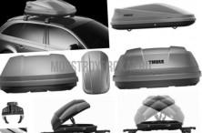 Бокс, титан aeroskin Thule Touring 200 - фото 4