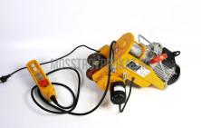 Электротельфер с продольным ходом Калибр ЭТФ-1000П - фото 4