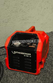 Опрессовочный насос Rothenberger RP PRO-3 - фото 6