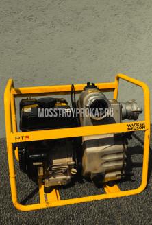 Мотопомпа для грязной воды Wacker Neuson PT 3 - фото 5