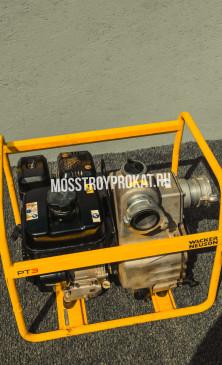 Мотопомпа для грязной воды Wacker Neuson PT 3 - фото 4