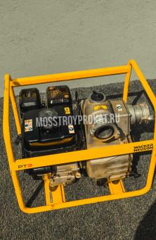 Мотопомпа для грязной воды Wacker Neuson PT 3 - фото 2