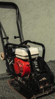 Виброплита бензиновая Сплитстоун VS-134 68 кг. - фото 6