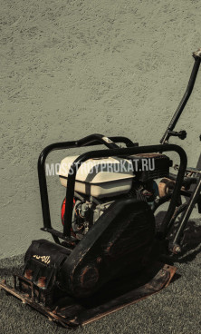 Виброплита бензиновая Сплитстоун VS-134 68 кг. - фото 3