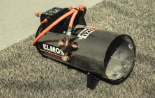 Газовая тепловая пушка Elmos GH12 (12 кВт) - фото 2