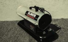 Дизельная тепловая пушка Elmos DH11 ( 12 кВт) - фото 2
