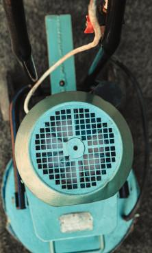 Мозаично-шлифовальная машина МИСОМ СО-313.1 - фото 11