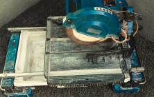 Плиткорез Elmos ETC-350 (длина стола 690 мм) - фото 3