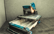 Плиткорез Elmos ETC-350 (длина стола 690 мм) - фото 2