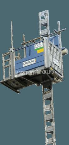 Аренда мачтового грузового подъемника Geda 500Z/ZP - фото 11